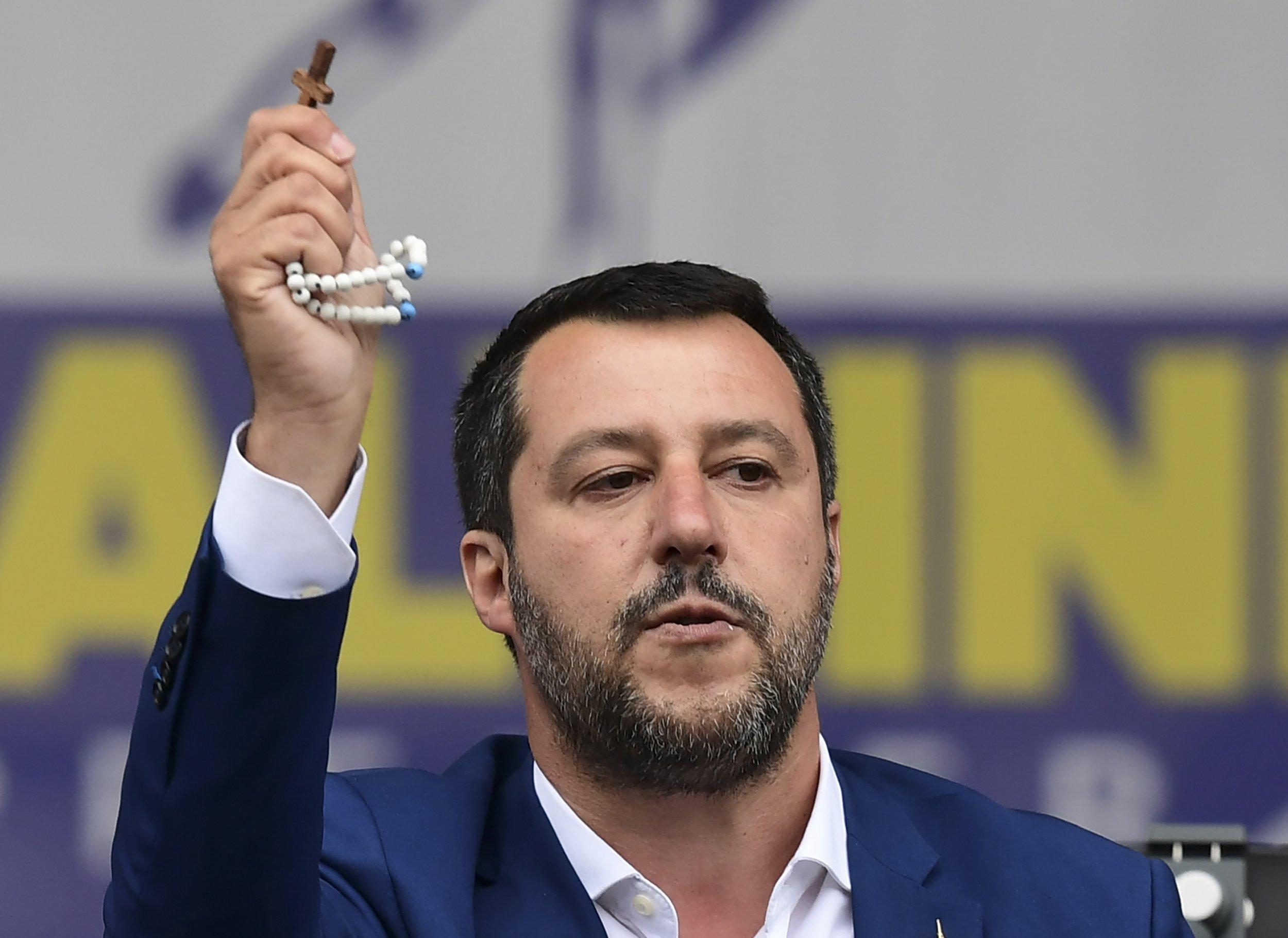 Italy Matteo Salvini