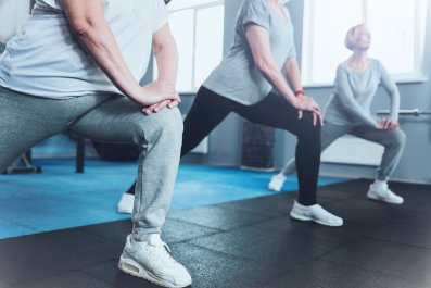 exercise fitness gym stock getty