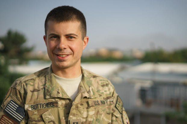newsweek.com - Jeff Stein - Pete Buttigieg explains how serving in Afghanistan helped his rise to improbable 2020 presidential contender