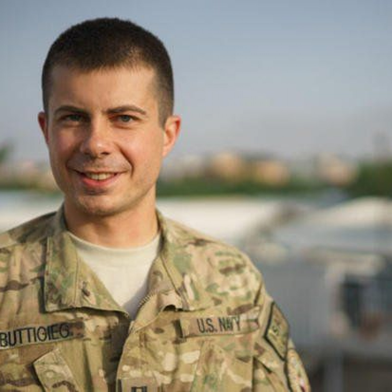 Pete Buttigieg Explains How Serving in Afghanistan Helped