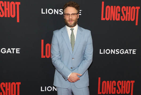 Seth Rogen's GQ Hot Cover Seriously Impresses Twitter