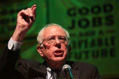 Bernie Sanders on Green New Deal Tour