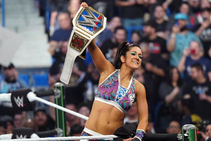 bayley wins smackdown womens championship mitb results spoilers