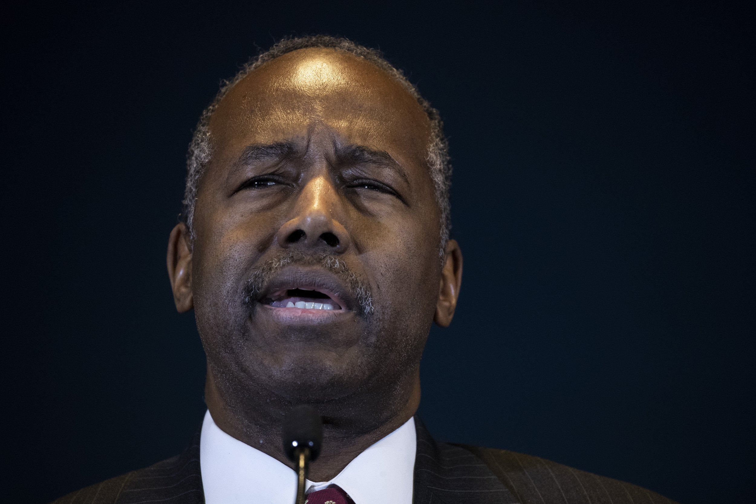 Ben Carson Doesn't Know The Difference Between Oreo And REO