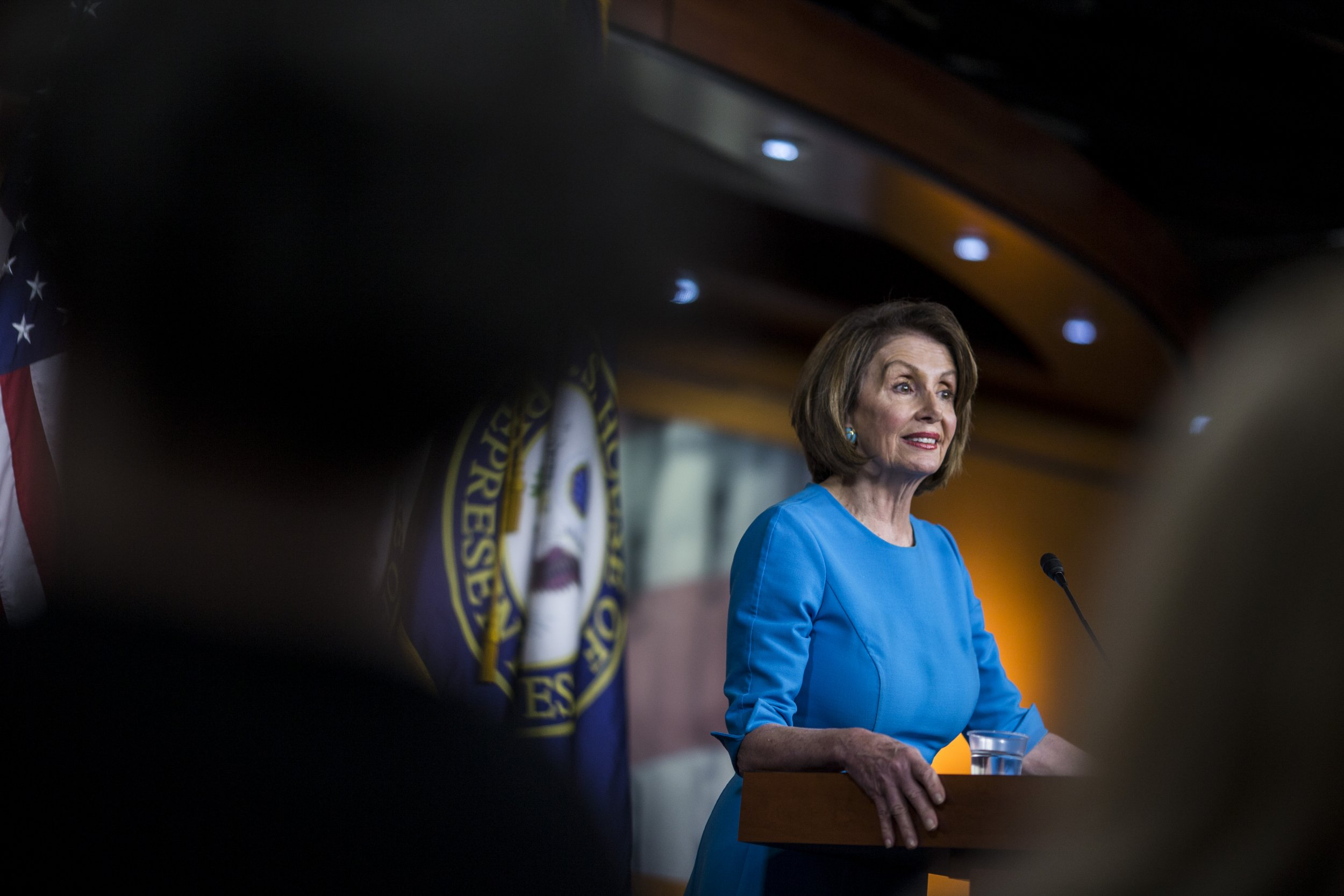 democrats want impeachment but wont cross nancy pelosi
