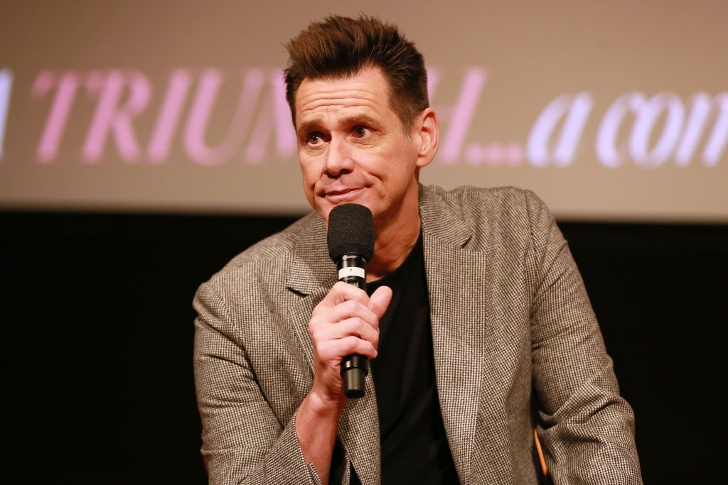 "Jim Carrey responds to Sen. Ted Cruz's criticism with another cartoon: ""Hypocrisy is the new American dream"""