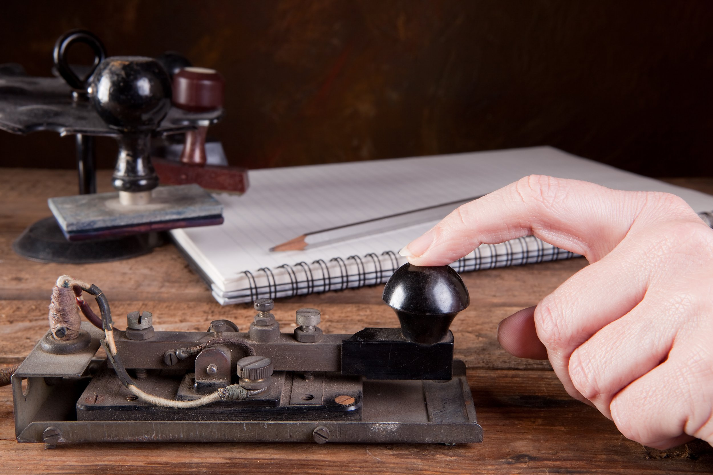 Morse Code Is 175 Years Old and Still as Useful as Ever