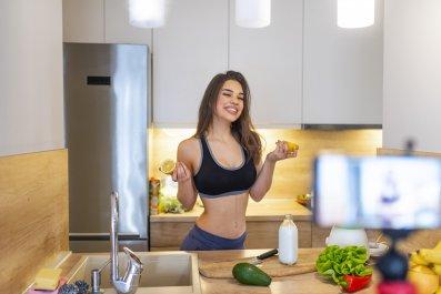 lifestyle wellness fitness guru stock getty