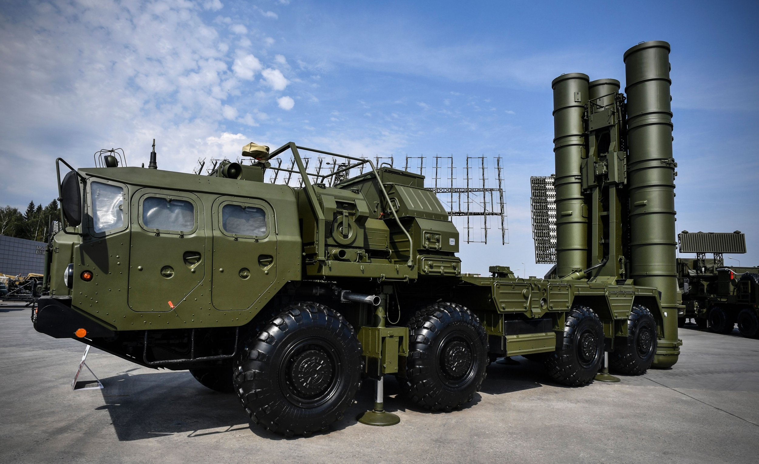 Russia Turkey s-400 anti-air US ultimatum sanctions
