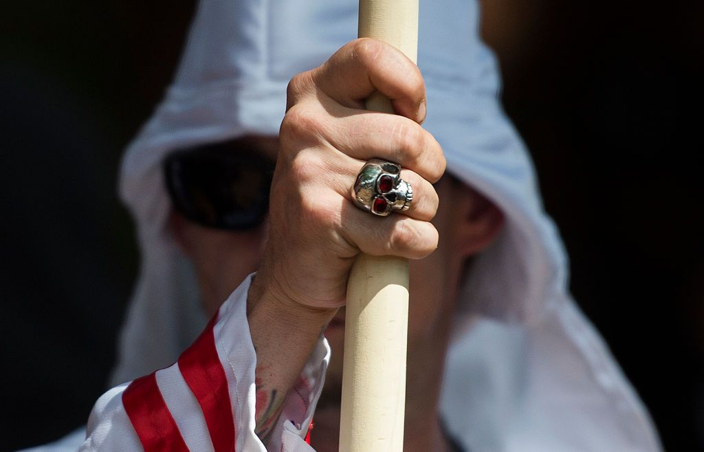 kkk  black panthers  antifa call rival rallies Upcoming Kkk Rallies 2019