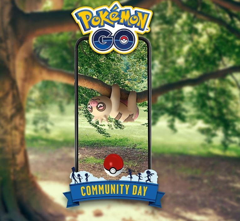 pokemon go slakoth june 8 community day