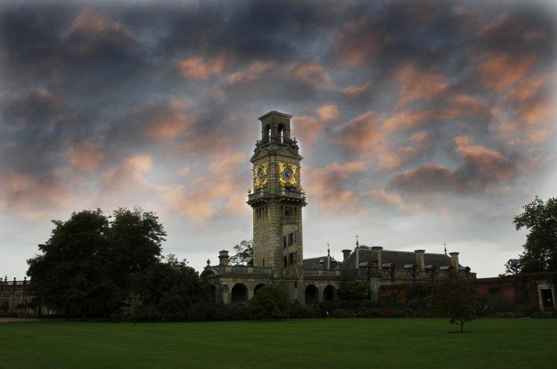 Cliveden House Clocktower