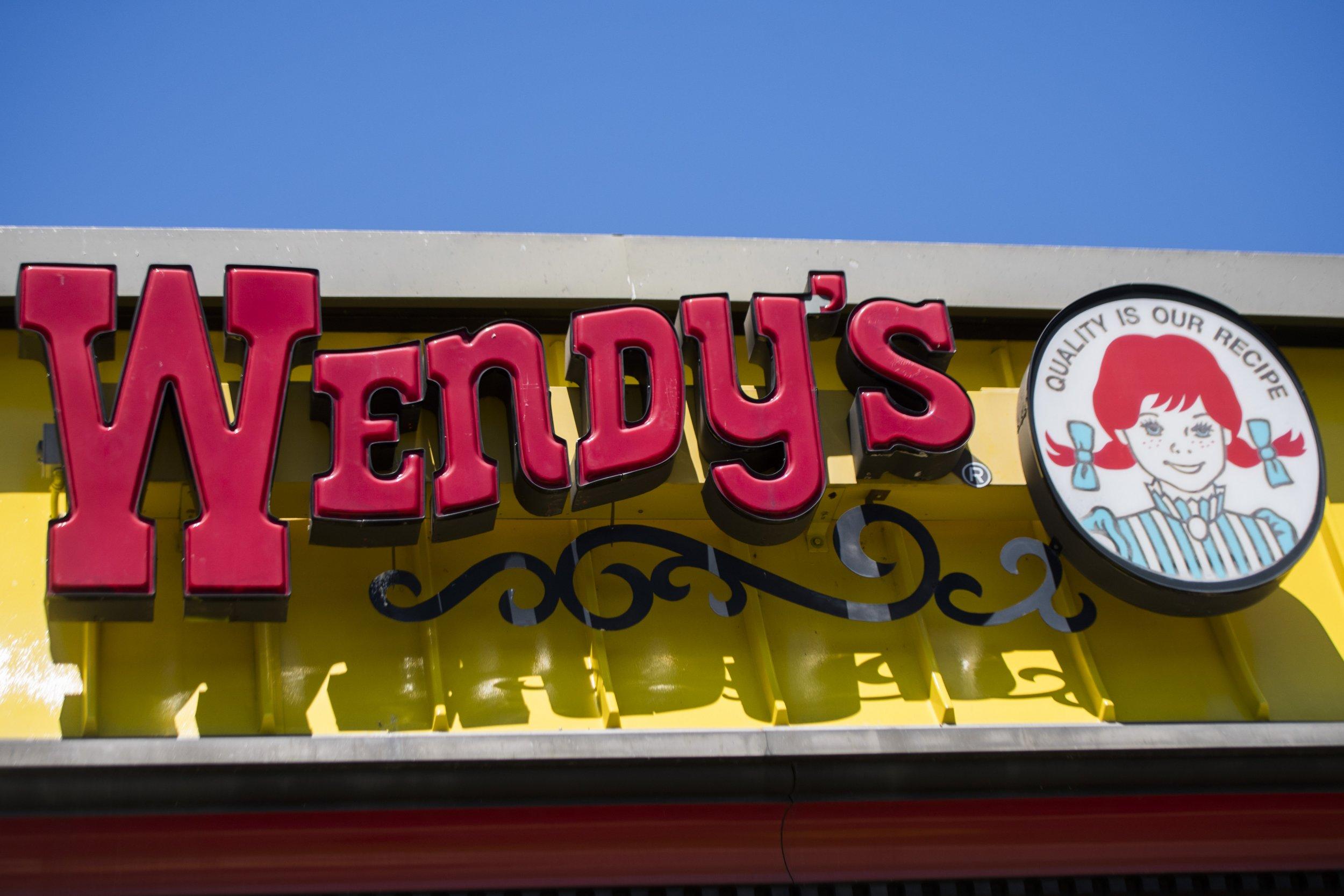 wendys restaurant fast food