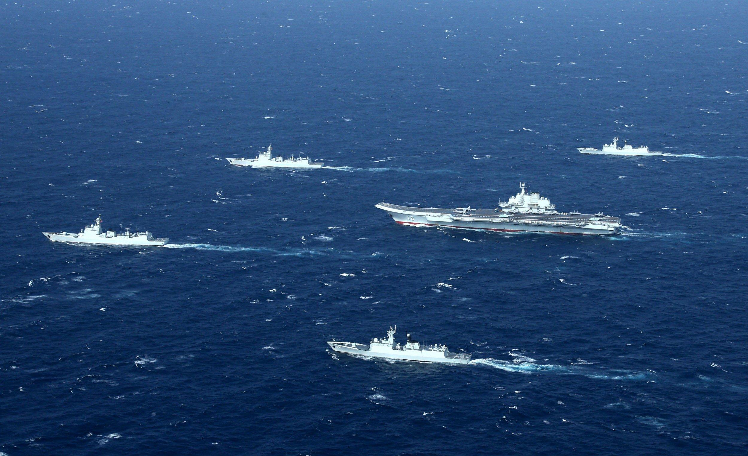 South China Sea China Sanctions Senate