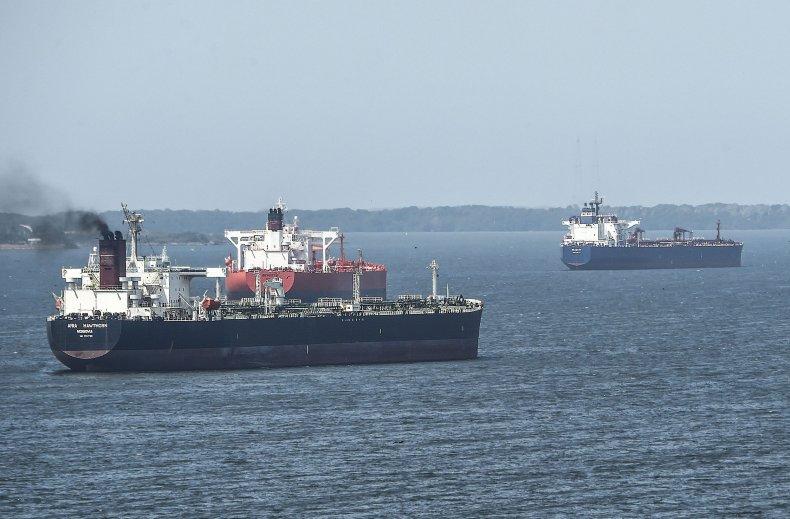 North Korea tanker seized negotiations US Wise Honest