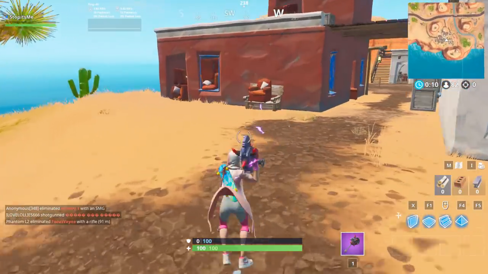 Fortnite' Fortbyte #16 Location - Found in Desert House With