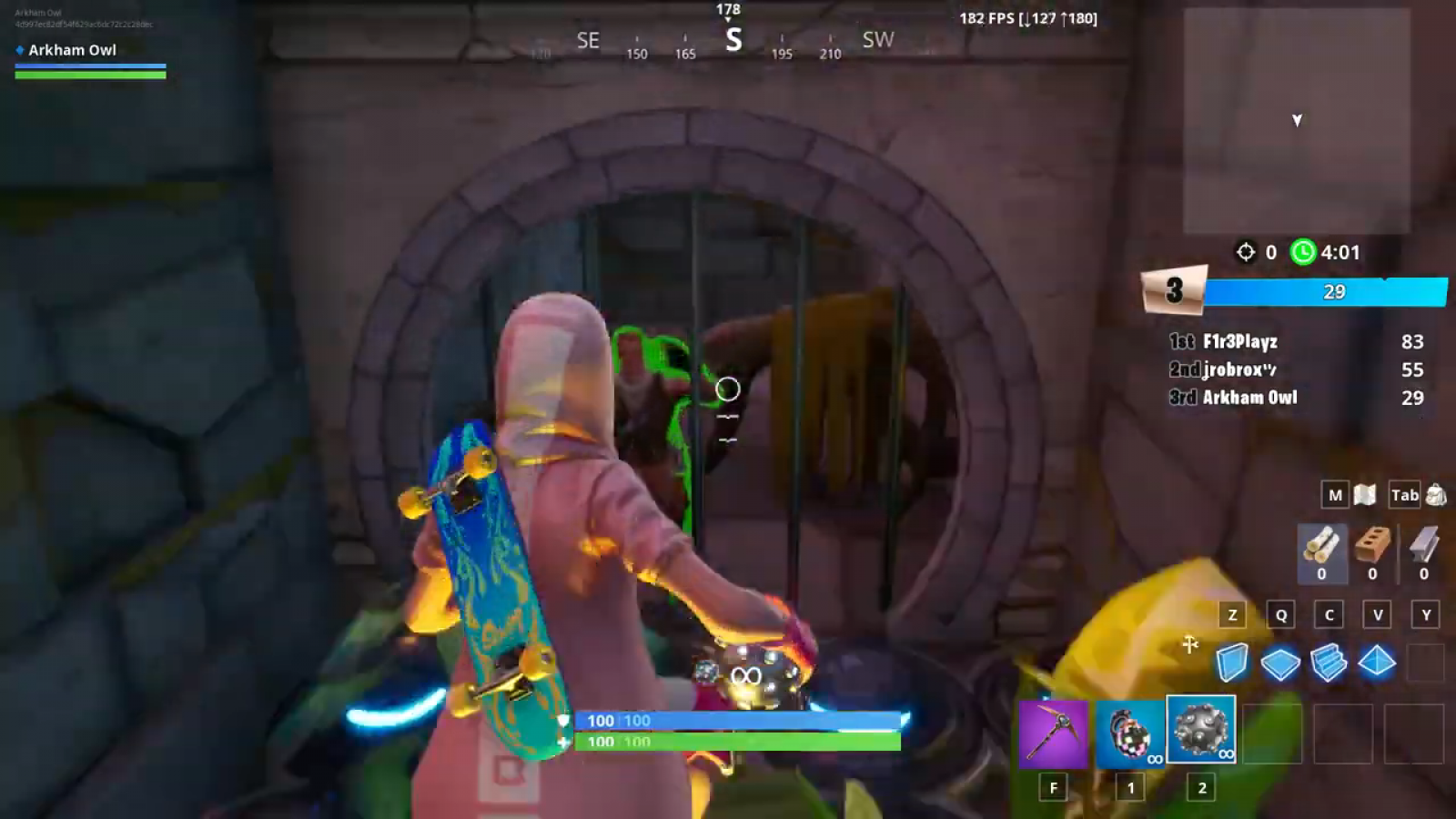 Fortnite' Jonesy in the Sewers Location Downtown Drop