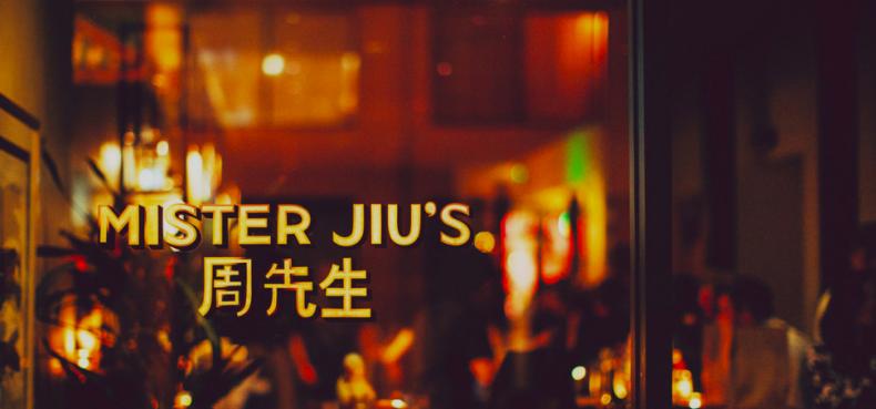 Mister Jiu's