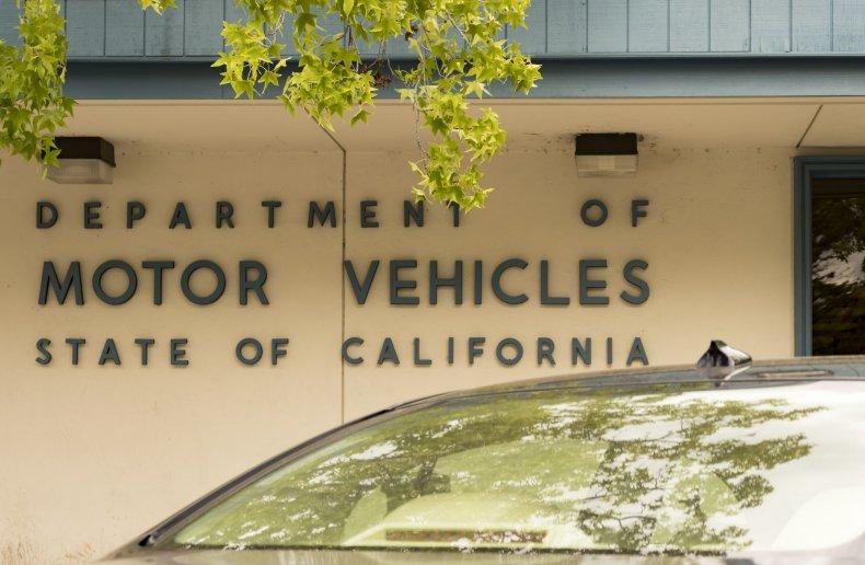Real ID driver's license DMV