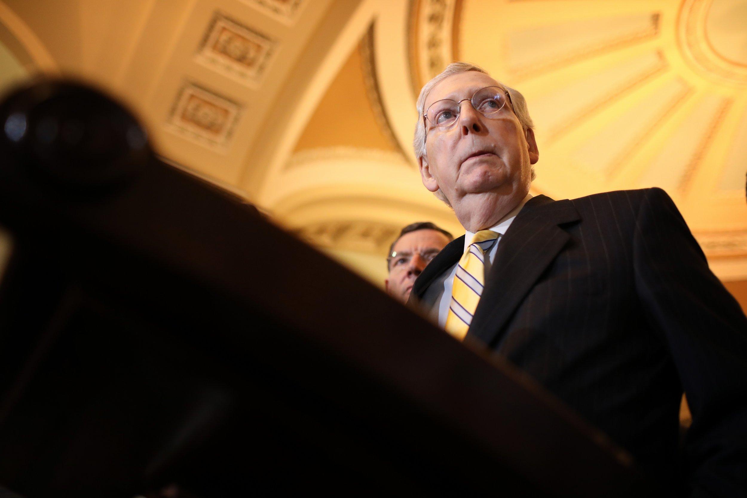 bipsartisan, frustration in senate over lack of legislation