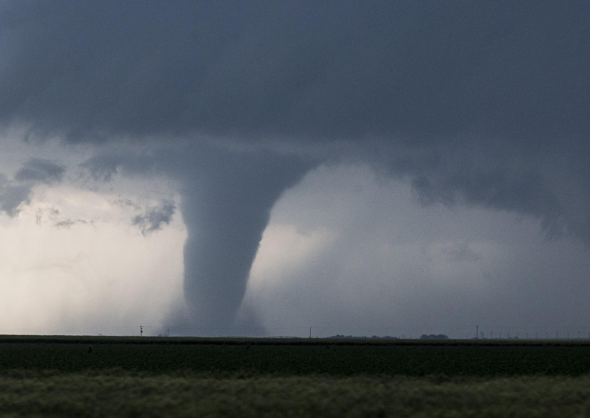Tornado in Kansas (2016)