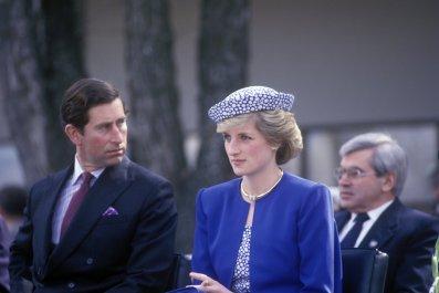 Princess Diana, National Enquirer Live