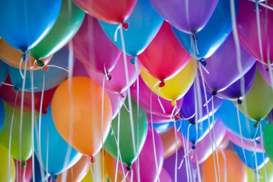balloon party helium getty stock