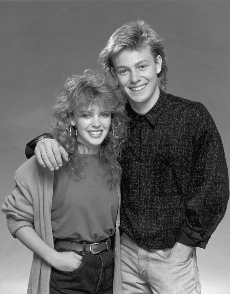 Kylie Minogue Jason Donovan