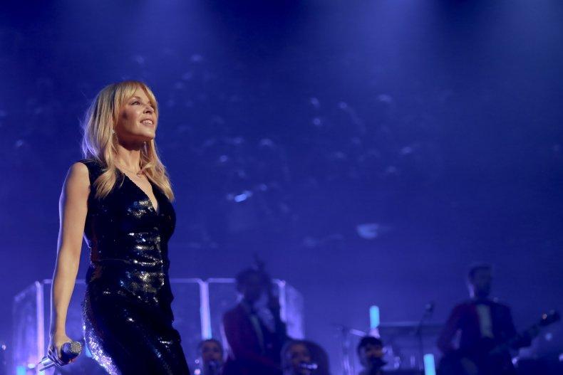 Kylie Minogue Albert Hall