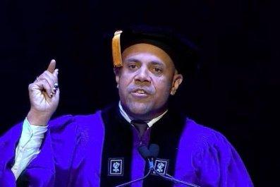 steven thrasher nyu graduation bds israel