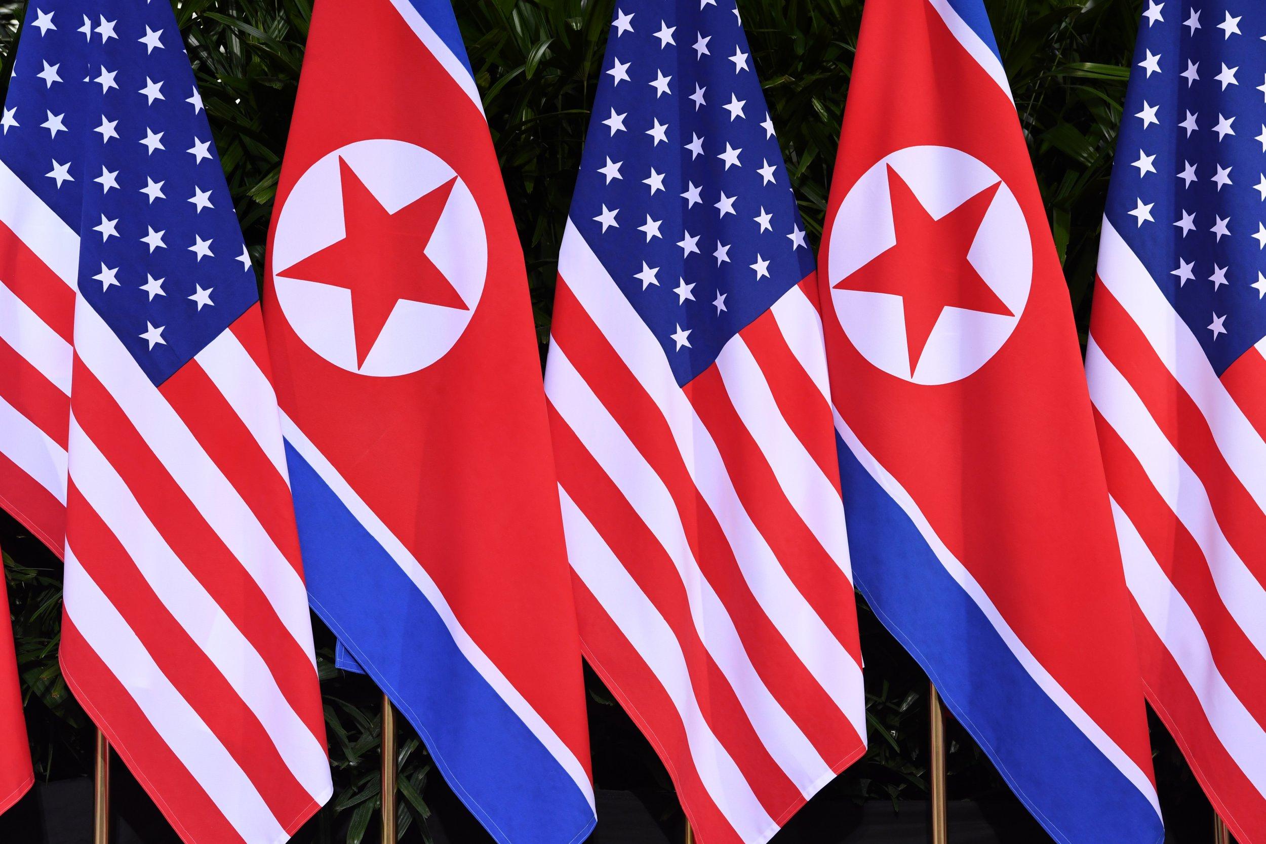North Korea threat US Donald Trump negotiations nuclear weapons