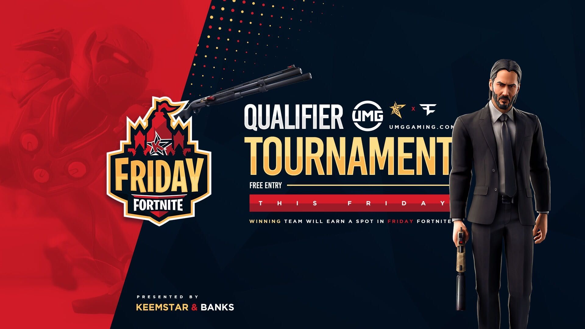 Friday Fortnite Qualifier