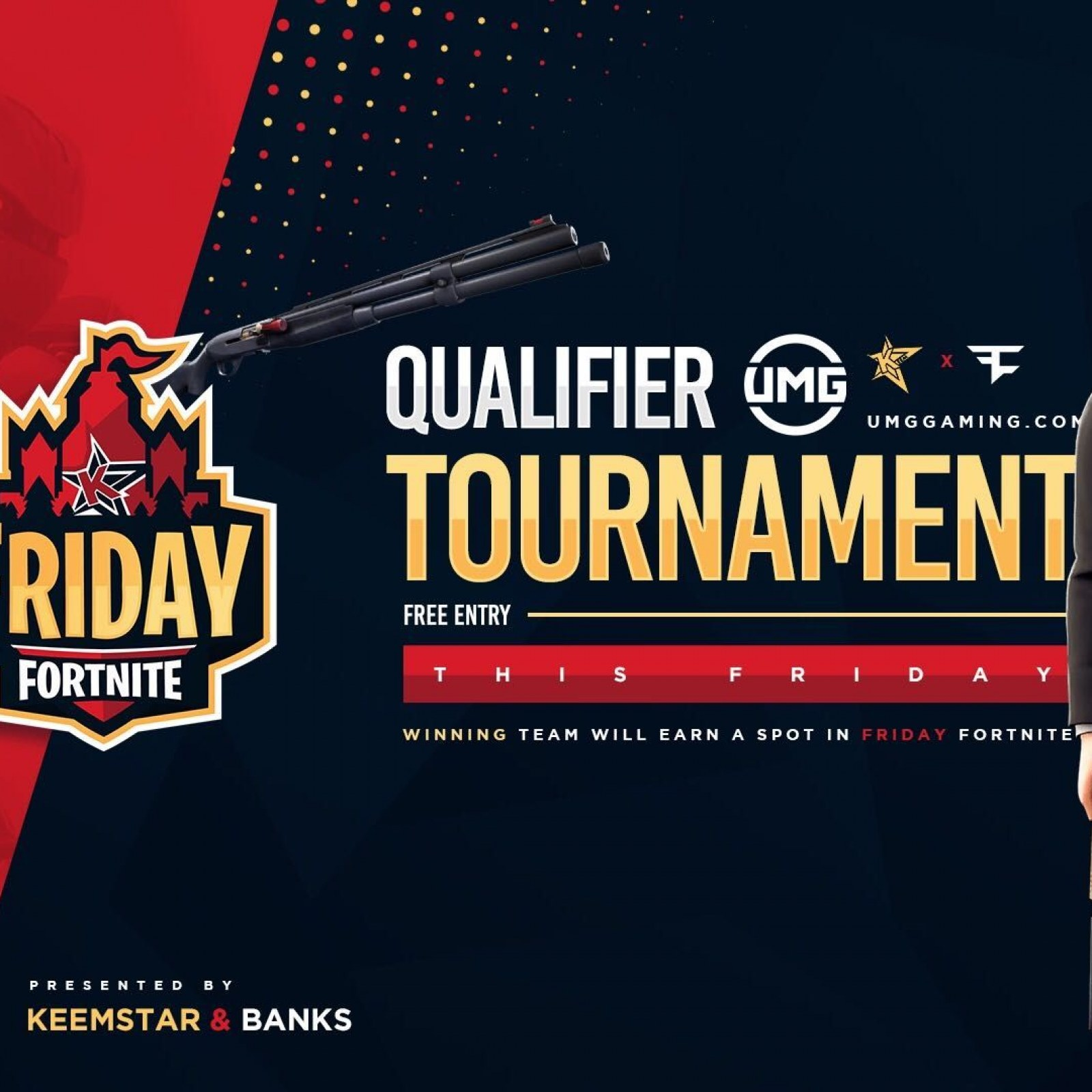 Friday Fortnite Qualifiers - Time, Bracket, Teams Standings & How to