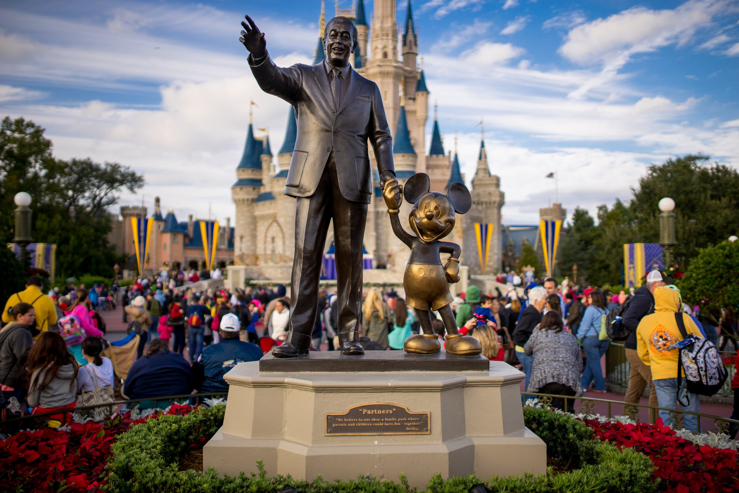 Disney works with UCF to offer free tuition to employees