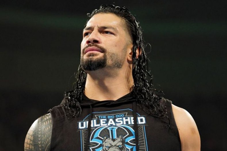 wwe roman reigns interview saudi arabia super showdown vs shan mcmahon