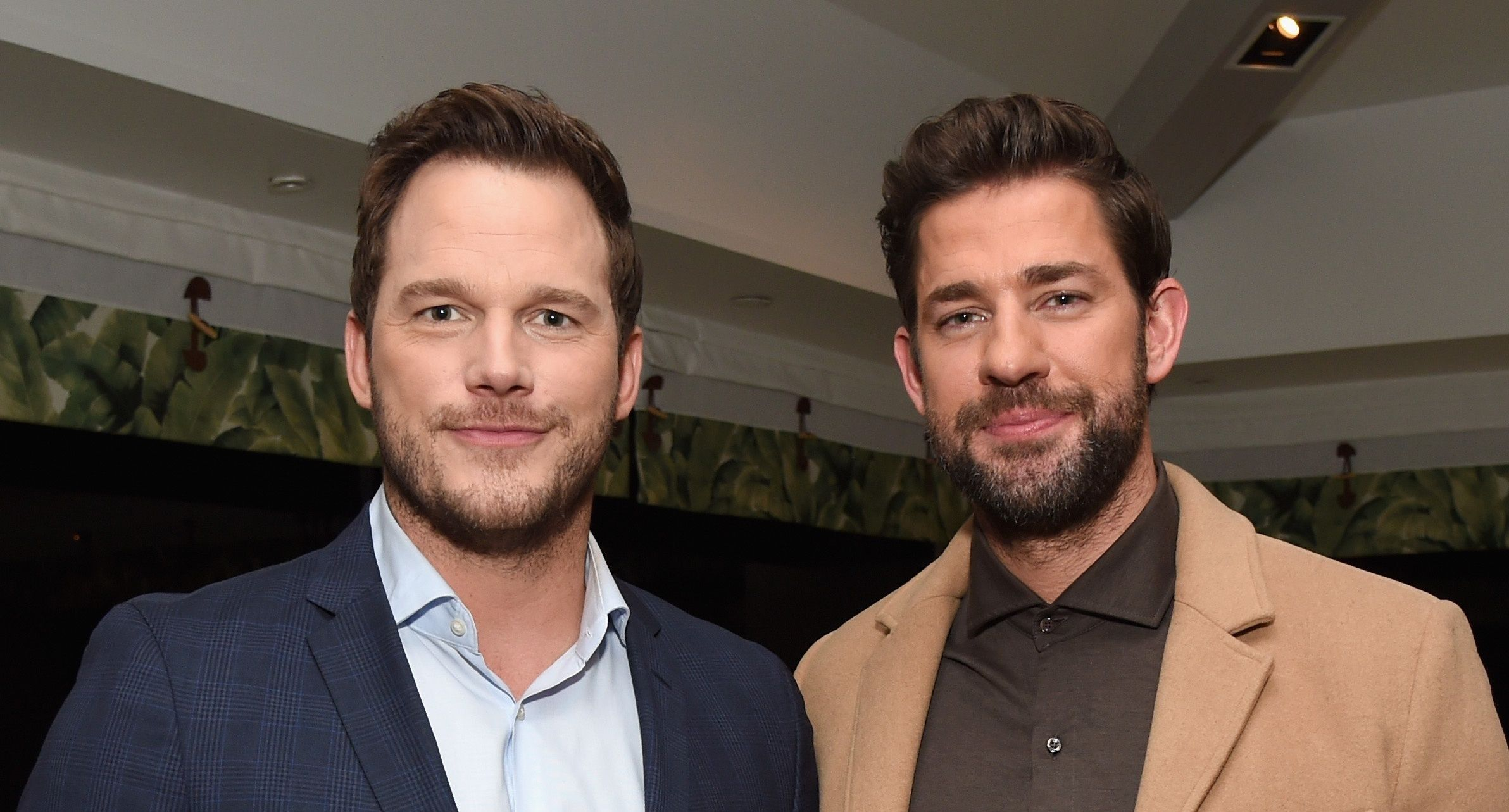 john krasinski chris pratt murph challenge memorial day weekend