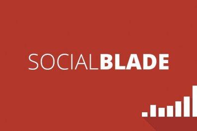 social, blade, subscribers, youtube, api, algorithm