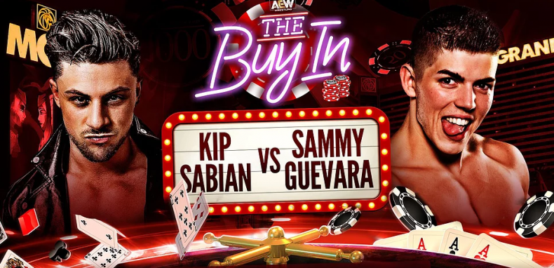 kip sabian vs sammy guevara double or nothing