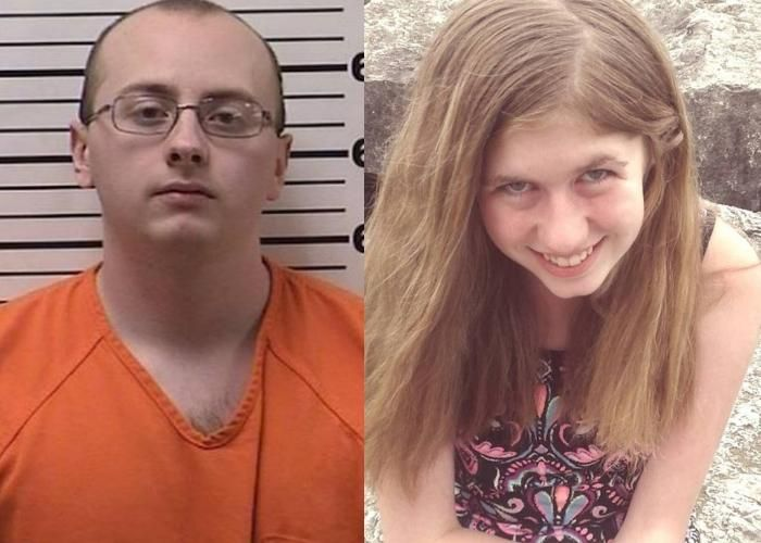 Jake Thomas Patterson was sentenced to life in prison without parole after kidnapping 13-year-old Jayme Closs and murdering her parents.
