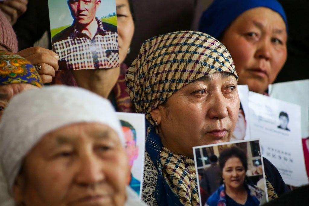Xinjiang Families Missing
