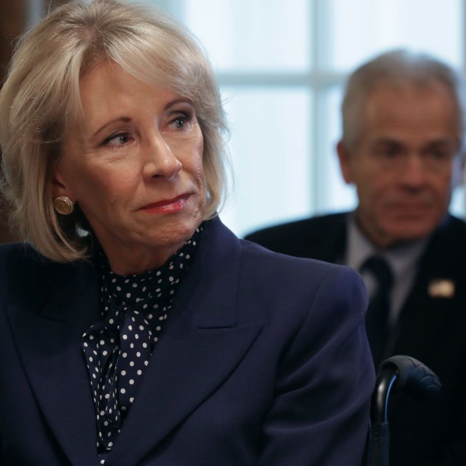 Secretary Of Education Calls For End To >> 47 States Appeal To Betsy Devos Department Of Education To Cancel