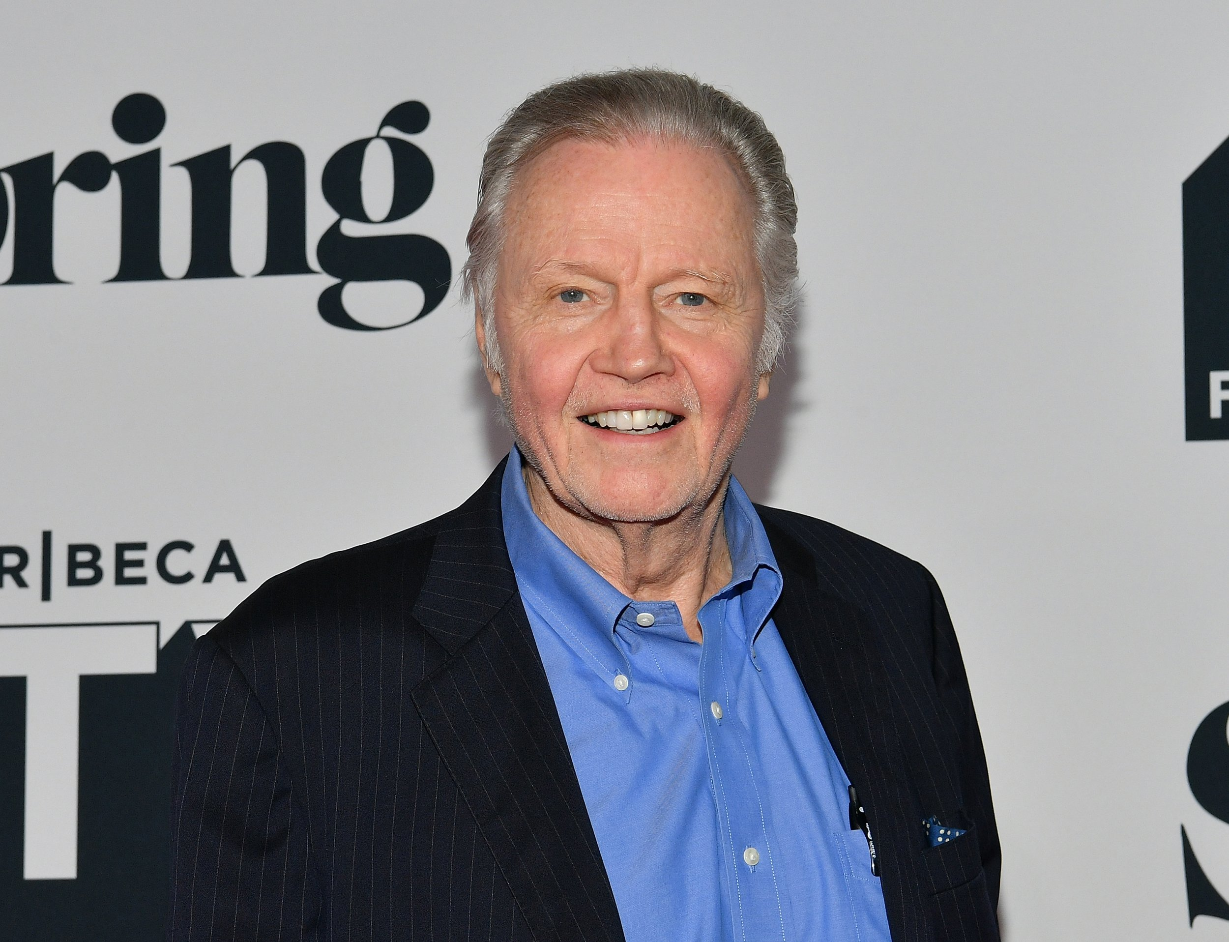 Actor Jon Voight Says Trump is