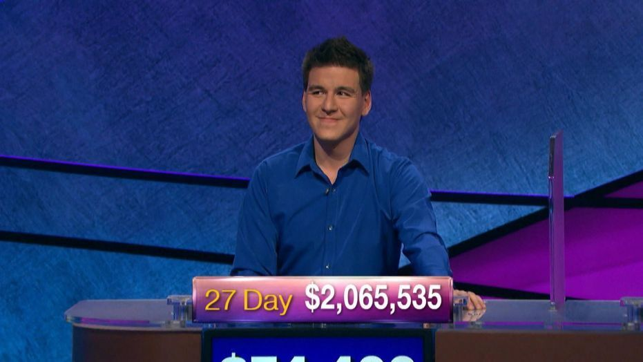 James Holzhauer 'Jeopardy!' Winnings So Far As Champion Inches Closer to Ken Jennings' Record