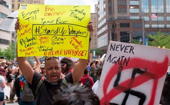 Dayton KKK Rally