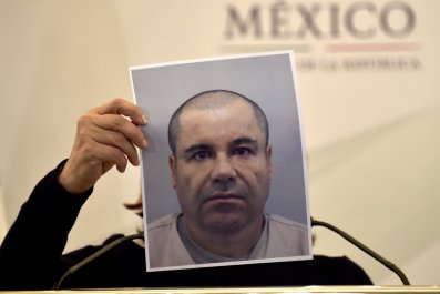 El Chapo Guzman escape jail New York exercise