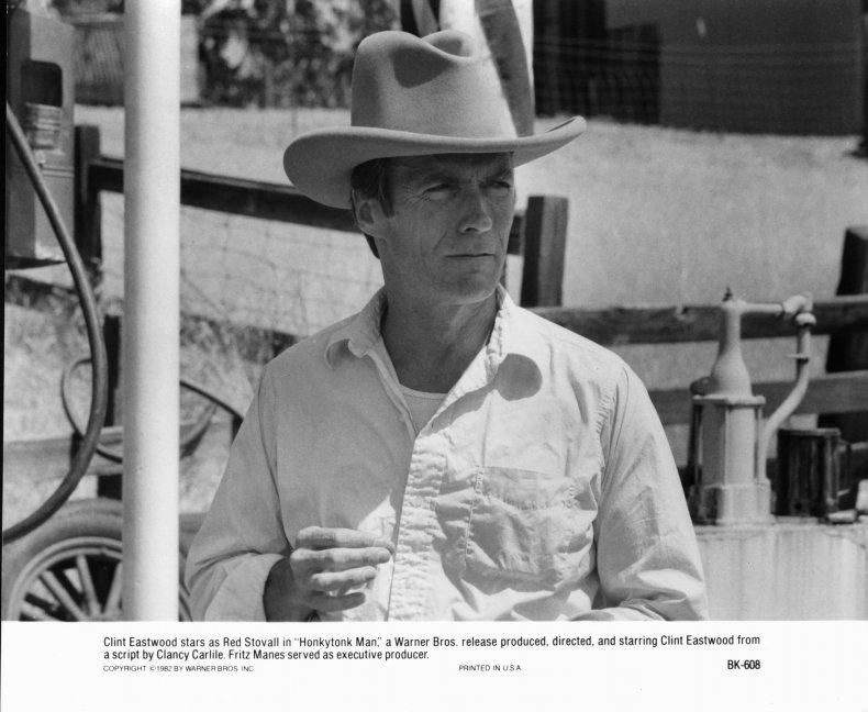 Clint Eastwood Honkytonk Man