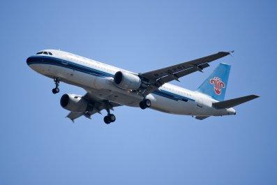 Airplane, Hail Storm