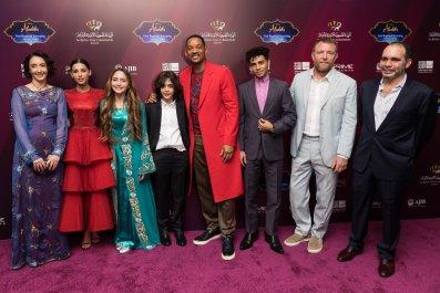 Aladdin cast, Will Smith