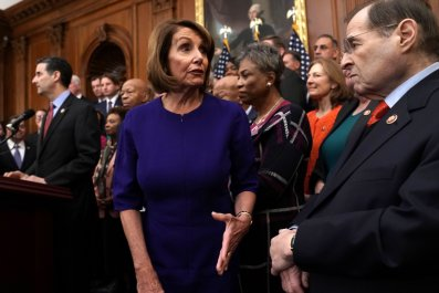 liberal group seeks to pressure House Democrats Trump impeachment