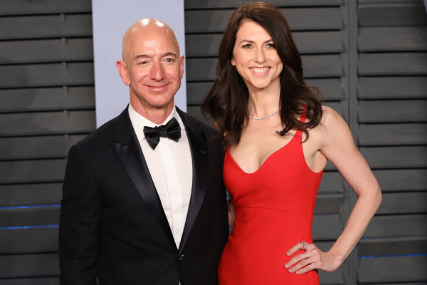 What Is the Giving Pledge? MacKenzie Bezos Promises To Give Half Her $36.6 Billion Fortune to Charity